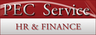 PEC Service Accountants logo